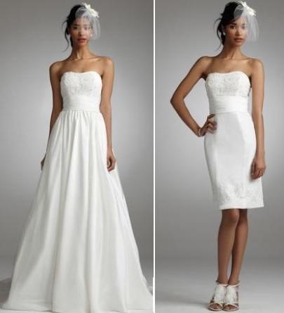 платье-трансформер Хуссейн Чалоян | Мечта свадебный салон