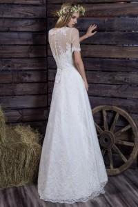 Свадебное платье Аврил, ТМ Lezardi