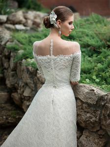 Свадебное платье Риволи, ТМ Lezardi